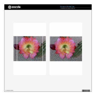 Cactus Flower in Arizona Skins For Kindle Fire