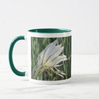 Cactus Flower Photo Mug