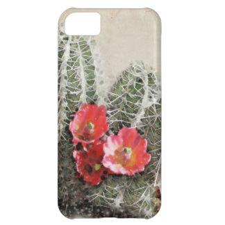 Cactus Flowers Artwork iPhone 5C Cover
