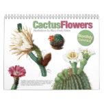 Cactus Flowers Calendar