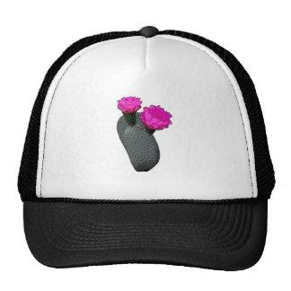 CACTUS FLOWERS TRUCKER HAT