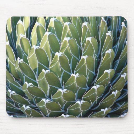 Cactus fresco Mousepad Alfombrillas De Ratones