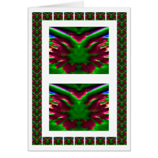 Cactus Graphics by Navin Greeting Card