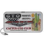 Cactus GTO Club Mini Speaker