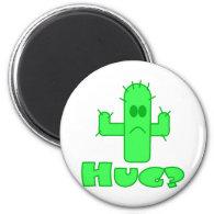 Cactus Hug Magnets