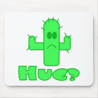 Cactus Hug Mousepad