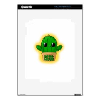 Cactus Huggable iPad 2 Calcomanía