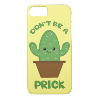 Cactus Humor - Funny Novelty iPhone 8/7 Case