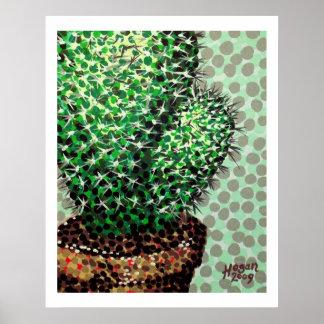 Cactus II Poster