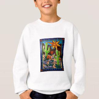 Cactus in the Southwest Sweatshirt
