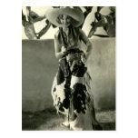 Cactus Kate Post Card