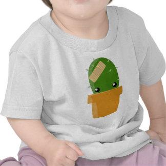 Cactus lindo camisetas