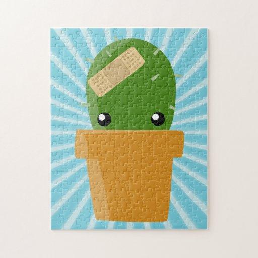 Cactus lindo puzzle