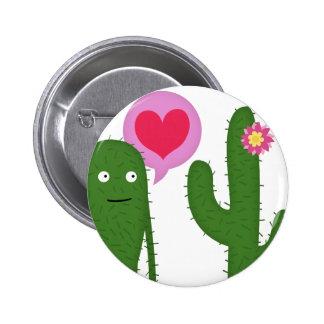 cactus love button