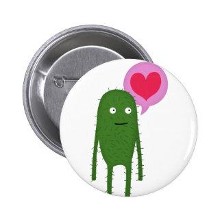 cactus love pins