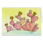 Cactus Love Card