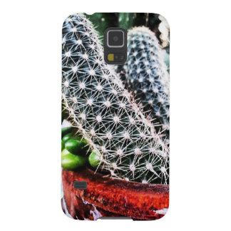 Cactus (Mini Plant) Galaxy S5 Cover