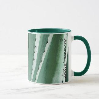 Cactus Mug, Agave tequilana, Sonoran Desert design Mug