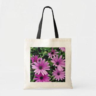 Cactus, Osteospermum  flowers Bags