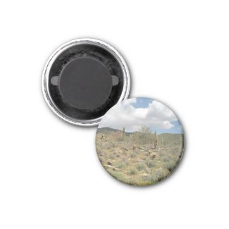 Cactus Pastoral Decorative Refrigerator Magnet