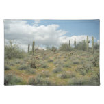 Cactus Pastoral Sweep Desert Photo Placemat