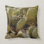 Cactus Patch Throw Pillows