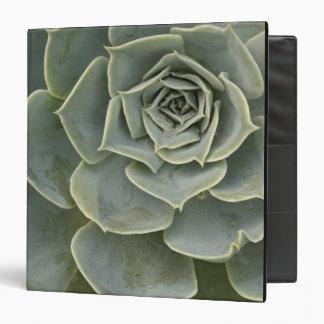 Cactus pattern binder