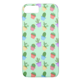 Cactus Pattern iPhone 8/7 Case