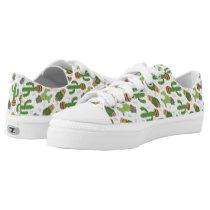 Cactus Pattern Shoe