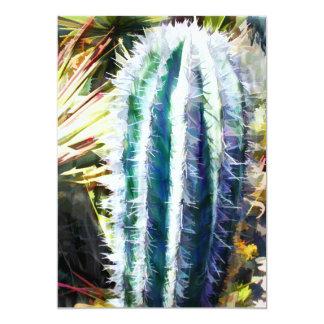 Cactus Pillar Personalized Announcement