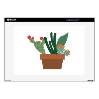 Cactus Plants Laptop Skins