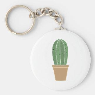 Cactus Potted Llaveros Personalizados