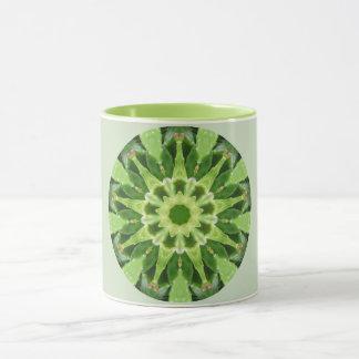 Cactus Prickle Frenzy Fractal Mug