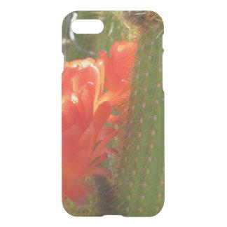 Cactus rojo de la antorcha funda para iPhone 7