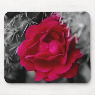 Cactus Rose - Mousepad