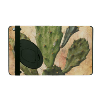 cactus rustic vintage iPad cover