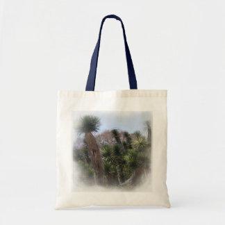 Cactus Scene Tote Bags