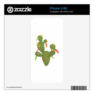 Cactus Skin For The iPhone 4S