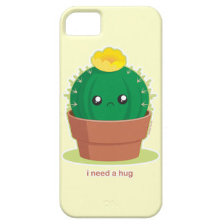 Cactus solo iPhone 5 carcasas