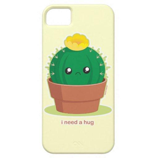Cactus solo iPhone 5 funda
