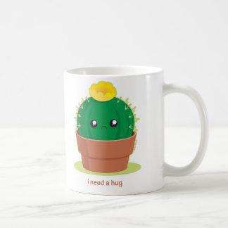 Cactus solo taza