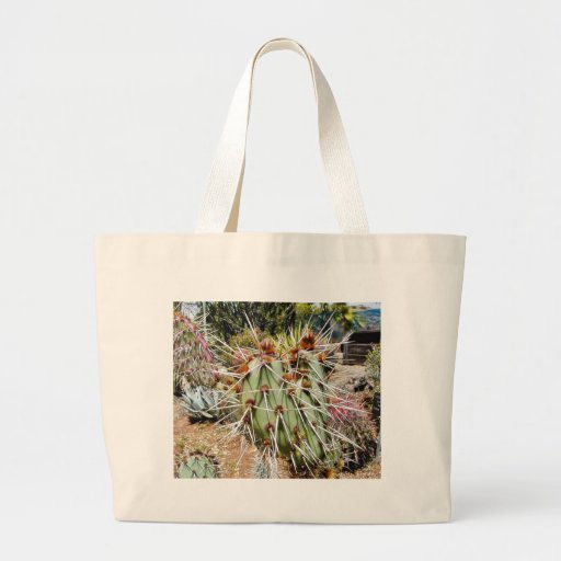 Cactus Spines Thorns Cacti Tote Bag