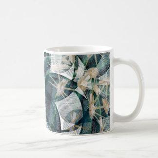 Cactus Spines Web July 2013 Coffee Mug