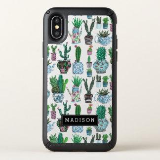 Cactus Succulent Pattern | Speck Iphone Case