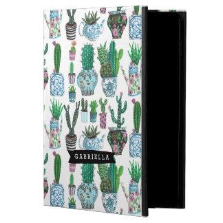 Cactus Succulent plants pattern | iPad Air 2 Case