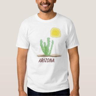 Cactus & Sun T Shirt