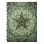 Cactus Texas Star Spiral Notebooks