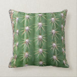 "Cactus Throw Pillow<br><div class=""desc"">You can add your own text on this product or can be left blank to suit your preference. Perfect gift for cacti lovers.</div>"