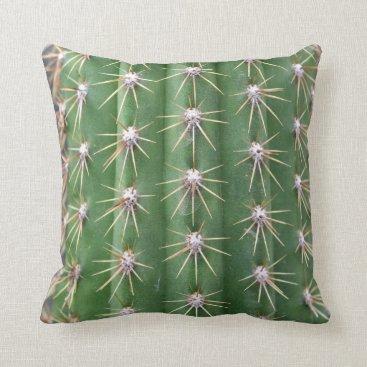 Fi_Foto_Online Cactus Throw Pillow