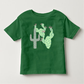 Cactus Toddler T-shirt